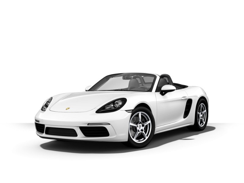 Porsche 718 Boxster for rent in Cyprus