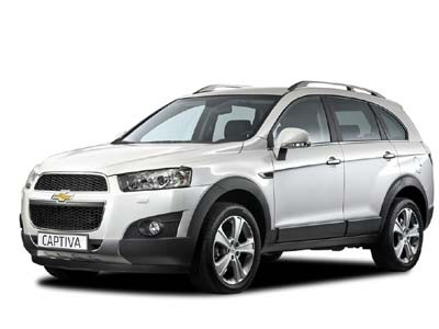 carrental cyprus chevrolet captiva