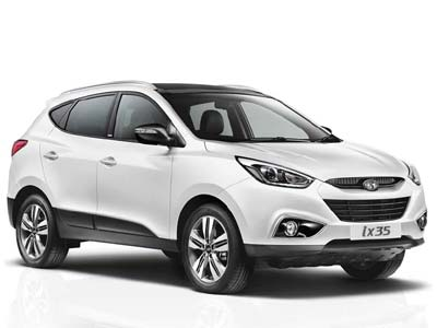 car rental Cyprus Hyundai-ix35