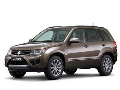 car rental Cyprus Suzuki Grand Vitara