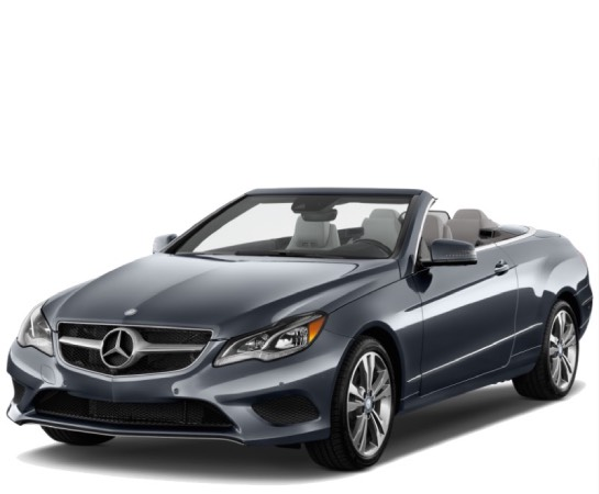 Mercedes-Benz E class convertible for rent in Cyprus