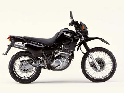 motorbike rental cyprus yamaha XT 600cc