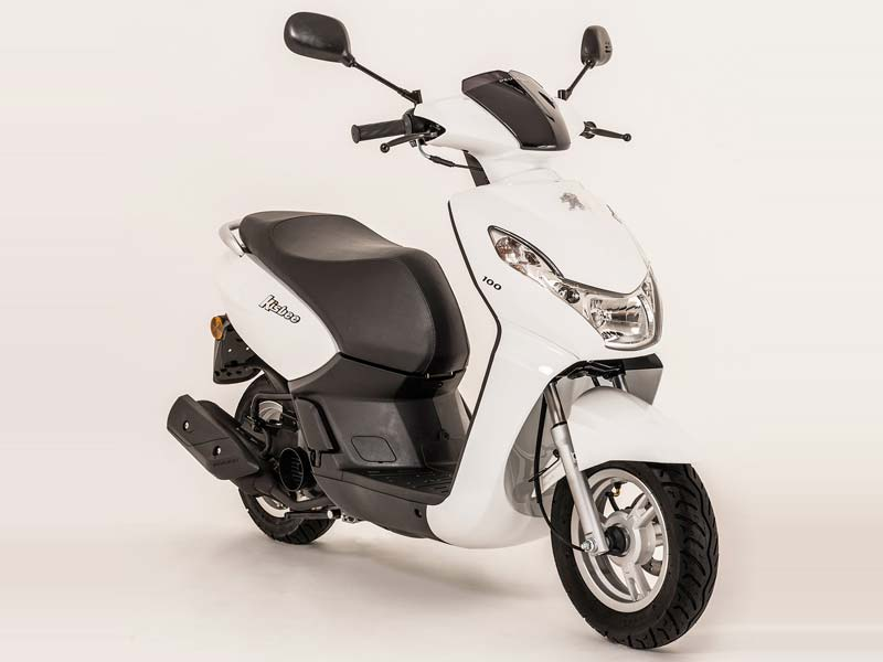 Peugeot scooter 100cc